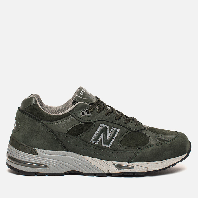 9236bc48381e Мужские кроссовки New Balance M991SDG Dark Green M991SDG