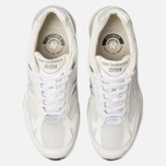 Мужские кроссовки New Balance M991WHI White/Light Grey фото- 5