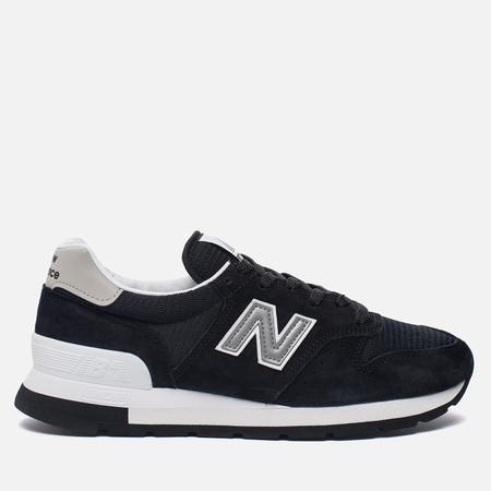 Мужские кроссовки New Balance M995CHB Black/Silver