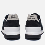 Мужские кроссовки New Balance M995CHB Black/Silver фото- 3