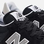 Мужские кроссовки New Balance M995CHB Black/Silver фото- 5