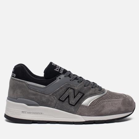 Мужские кроссовки New Balance M997BRK Grey