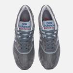 Мужские кроссовки New Balance M997CNR Grey/Blue/Red фото- 4