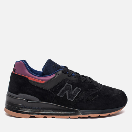 Мужские кроссовки New Balance M997CSS Desert Heat Pack Black/Magnet