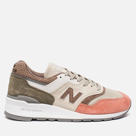 Мужские кроссовки New Balance M997CSU Desert Heat Pack Bone/Apricot