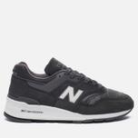 Мужские кроссовки New Balance M997DPA Black/Camo фото- 0