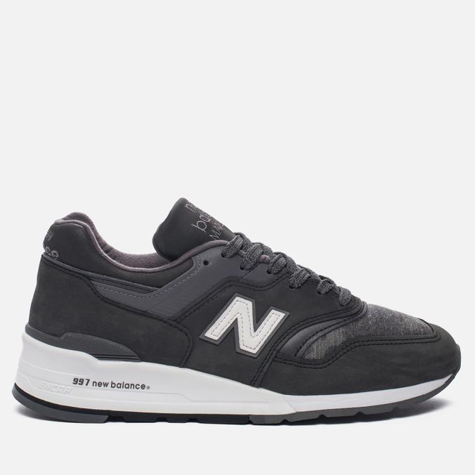 Мужские кроссовки New Balance M997DPA Black/Camo