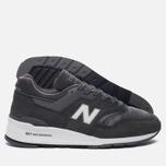 Мужские кроссовки New Balance M997DPA Black/Camo фото- 2