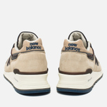Мужские кроссовки New Balance M997DSAI Explore By Sea Sand/Dark Brown фото- 3