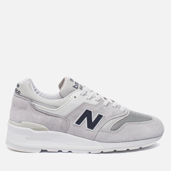 Мужские кроссовки New Balance M997JOL Off White