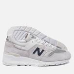 Мужские кроссовки New Balance M997JOL Off White фото- 1