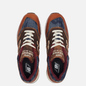 Мужские кроссовки New Balance M997SOC Elevated Basics Brown/Blue/White фото - 1