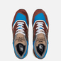 Мужские кроссовки New Balance M997SOE Elevated Basics Brown/Blue/White фото - 1