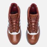 Мужские кроссовки New Balance M998BESP Bespoke Horween Brown/Silver фото- 4