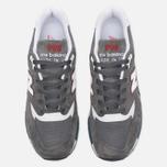 Мужские кроссовки New Balance M998CRA Grey/Turquoise фото- 4