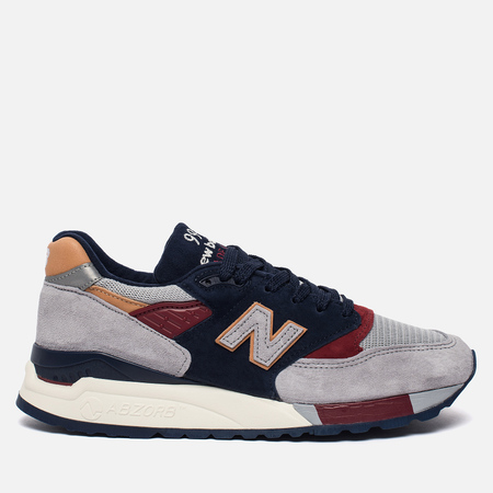Мужские кроссовки New Balance M998CSU Desert Heat Pack Grey/Navy