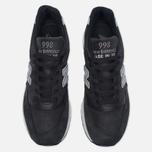 Мужские кроссовки New Balance M998DPHO Black/Silver фото- 4
