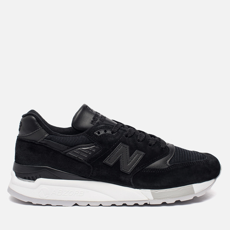 Мужские кроссовки New Balance M998NJ Black/Grey