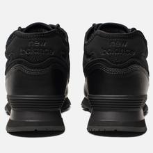 Мужские кроссовки New Balance MH574OAC Black фото- 2