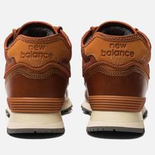 Мужские кроссовки New Balance MH574OAD Brown фото- 2
