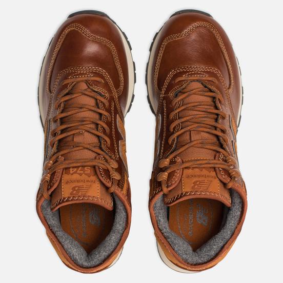 Мужские кроссовки New Balance MH574OAD Brown