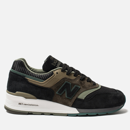 Мужские кроссовки New Balance M997PAA Military Pack Black/Green