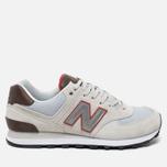 Мужские кроссовки New Balance ML574BCA Grey фото- 0