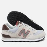Мужские кроссовки New Balance ML574BCA Grey фото- 2