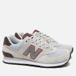 Мужские кроссовки New Balance ML574BCA Grey фото- 1
