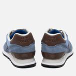 Мужские кроссовки New Balance ML574BCD Blue фото- 3