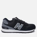 Мужские кроссовки New Balance ML574CNA Black/Grey фото- 0