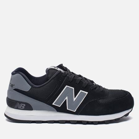 Мужские кроссовки New Balance ML574CNA Black/Grey