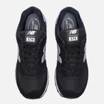 Мужские кроссовки New Balance ML574CNA Black/Grey фото- 4