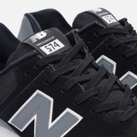 Мужские кроссовки New Balance ML574CNA Black/Grey фото- 5