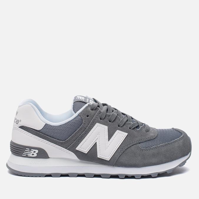 Мужские кроссовки New Balance ML574CNC Grey/White