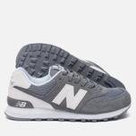Мужские кроссовки New Balance ML574CNC Grey/White фото- 1