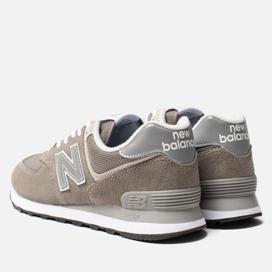 Мужские кроссовки New Balance ML574EGG Essential Grey