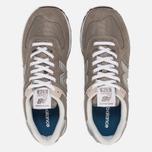 Мужские кроссовки New Balance ML574EGG Essential Grey фото- 4