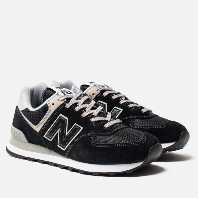 Мужские кроссовки New Balance ML574EGK Essential Black