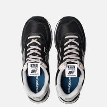 Мужские кроссовки New Balance ML574EGK Essential Black фото- 1