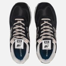 Мужские кроссовки New Balance ML574EGK Essential Black фото- 4