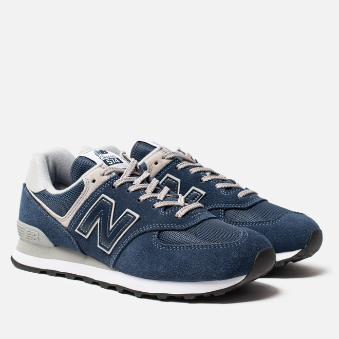 Мужские кроссовки New Balance ML574EGN Essential Navy