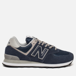 Мужские кроссовки New Balance ML574EGN Essential Navy фото- 0