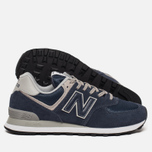 Мужские кроссовки New Balance ML574EGN Essential Navy фото- 1