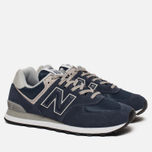 Мужские кроссовки New Balance ML574EGN Essential Navy фото- 2