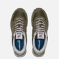 Мужские кроссовки New Balance ML574EGO Olive фото - 1