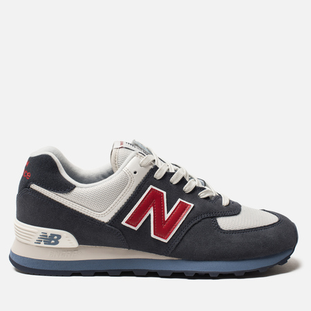 Мужские кроссовки New Balance ML574ESC Navy/Red/White