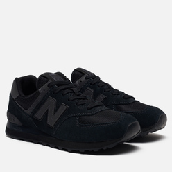 Кроссовки New Balance ML574ETE Triple Black