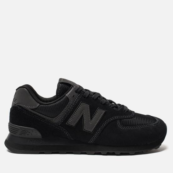 Мужские кроссовки New Balance ML574ETE Triple Black