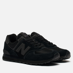 Кроссовки New Balance ML574ETE Triple Black